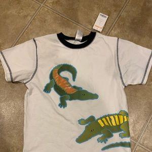 Gymboree Boys Shirt Sz 7 New With Tags